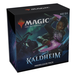 Wizards of the Coast (PRE-ORDER) MTG: KALDHEIM - PRERELEASE PACK