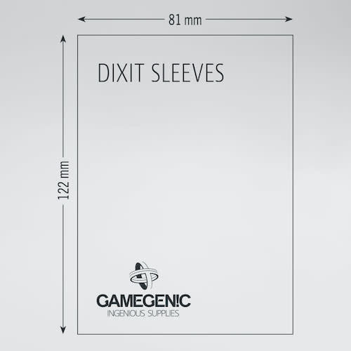 GAMEGENIC DECK PROTECTOR: PRIME - DIXIT SLEEVES (90)