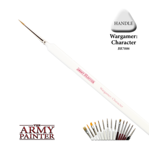 The Army Painter WARGAMER BRUSH: CHARACTER