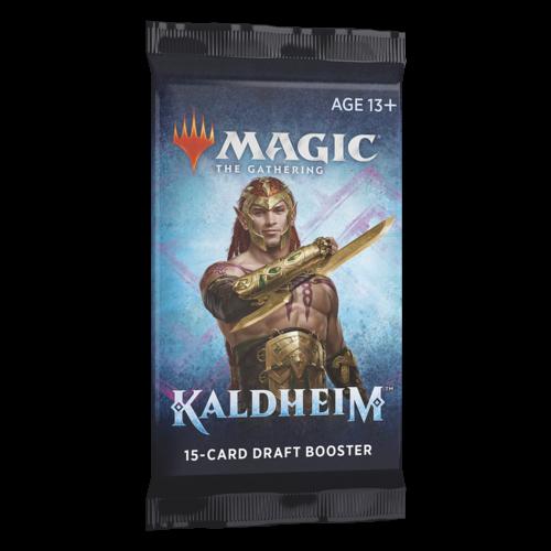Wizards of the Coast MTG: KALDHEIM - DRAFT BOOSTER