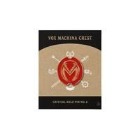 CRITICAL ROLE PIN NO. 2 - VOX MACHINA CREST