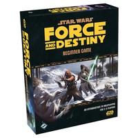 STAR WARS RPG: FORCE AND DESTINY - BEGINNER GAME