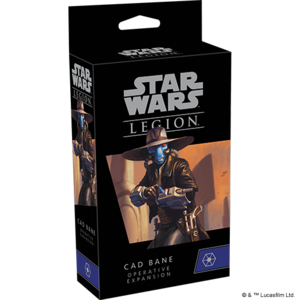 Fantasy Flight Games STAR WARS: LEGION - CAD BANE