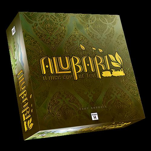 Studio H ALUBARI: A NICE CUP OF TEA