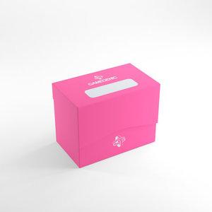 GAMEGENIC DECK BOX: SIDE HOLDER 80+ PINK