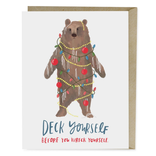 EM and Friends HOLIDAY CARD-DECK YOURSELF