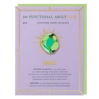 CARD-FUNCTIONAL ADULTINITE w/PIN