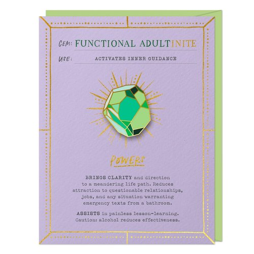 EM AND FRIENDS (FORMERLY EMILY MCDOWELL STUDIOS) CARD-FUNCTIONAL ADULTINITE w/PIN