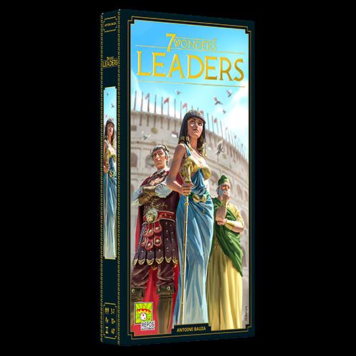 Repos 7 WONDERS: LEADERS (NEW EDITION)