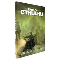 FATE CORE: FATE OF CTHULHU