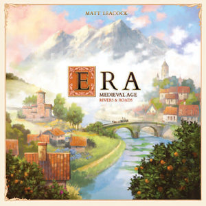 Eggertspiele ERA: MEDIEVAL AGE - RIVERS AND ROADS