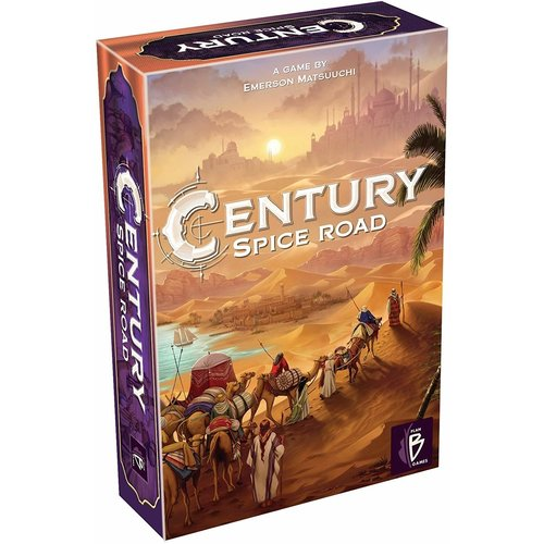 Plan B Games CENTURY SPICE ROAD