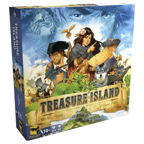 Matagot TREASURE ISLAND