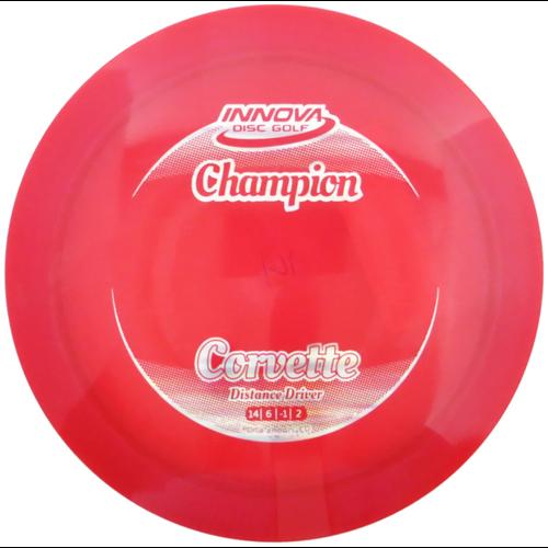 INNOVA CHAMPION DISCS CORVETTE CHAMPION 165-169