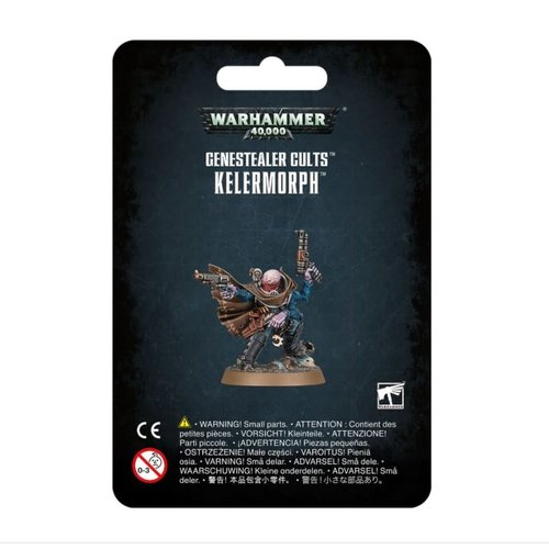 Games Workshop GENESTEALER CULTS KELLERMORPH