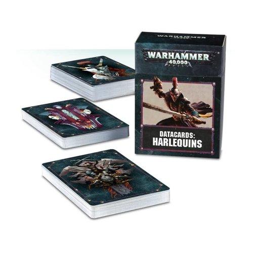 Games Workshop DATACARDS: HARLEQUINS