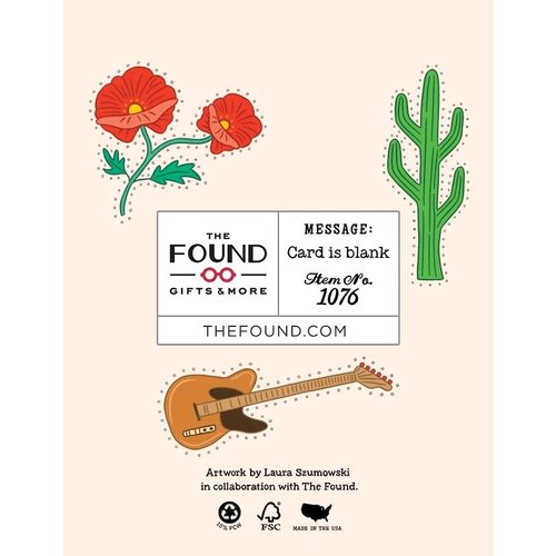 THE FOUND CARD-DOLLY LOVE