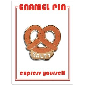 THE FOUND PIN: SALTY