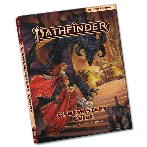 Paizo Publishing PATHFINDER 2ND EDITION: GAMEMASTERY GUIDE - POCKET EDITION