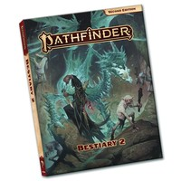 PATHFINDER 2ND EDITION: BESTIARY 2 - POCKET EDITION