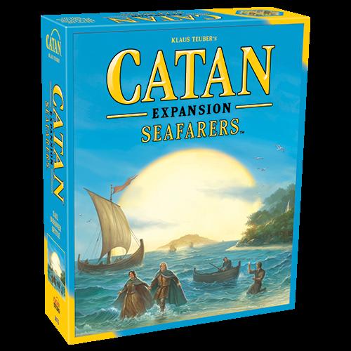 Catan Studios CATAN: SEAFARERS