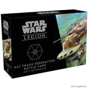 Fantasy Flight Games STAR WARS: LEGION - AAT TRADE FEDERATION BATTLE TANK UNIT