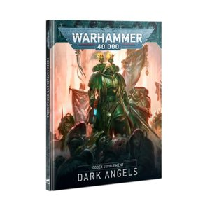 Games Workshop CODEX: DARK ANGELS