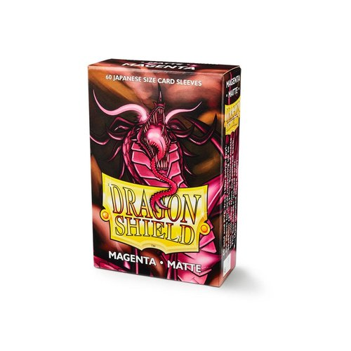 Arcane Tinmen DRAGON SHIELD: JAPANESE: MAGENTA (60)