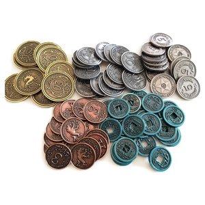 Stonemaier Games SCYTHE: METAL COINS