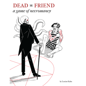 Rowan Rook and Decard DEAD FRIEND: A GAME OF NECROMANCY