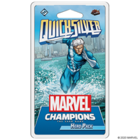 MARVEL CHAMPIONS LCG: QUICK SILVER HERO PACK