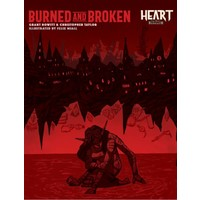 HEART: BURNED AND BROKEN