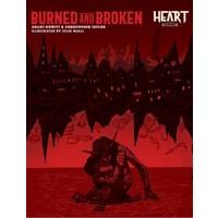 HEART: BURNED AND BROKEN