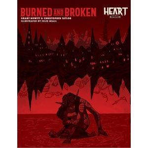 Rowan Rook and Decard HEART: BURNED AND BROKEN