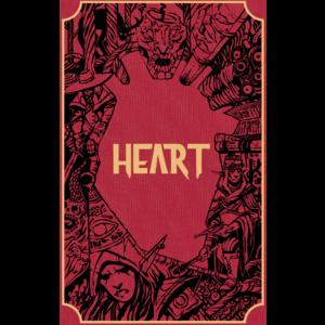 Rowan Rook and Decard HEART: THE CITY BENEATH - SPECIAL EDITION