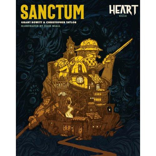 Rowan Rook and Decard HEART: SANCTUM