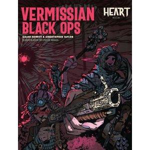 Rowan Rook and Decard HEART: VERMISSIAN BLACK OPS