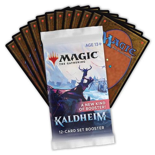 Wizards of the Coast MTG: KALDHEIM - SET BOOSTER