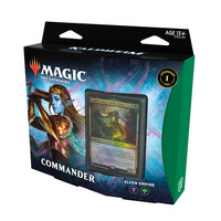 MTG: KALDHEIM - ELVEN EMPIRE - COMMANDER DECK