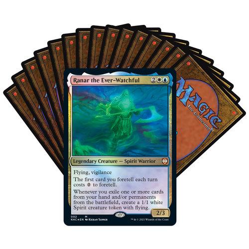 Wizards of the Coast MTG: KALDHEIM - PHANTOM PREMONITION - COMMANDER DECK