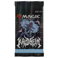 MTG: KALDHEIM - COLLECTOR BOOSTER