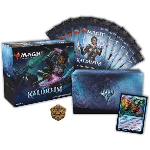Wizards of the Coast MTG: KALDHEIM - BUNDLE