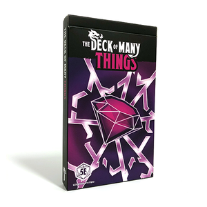 Hit Point Press THE DECK OF MANY: THINGS