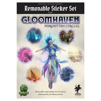 GLOOMHAVEN: REMOVABLE STICKER SET: FORGOTTEN CIRCLES