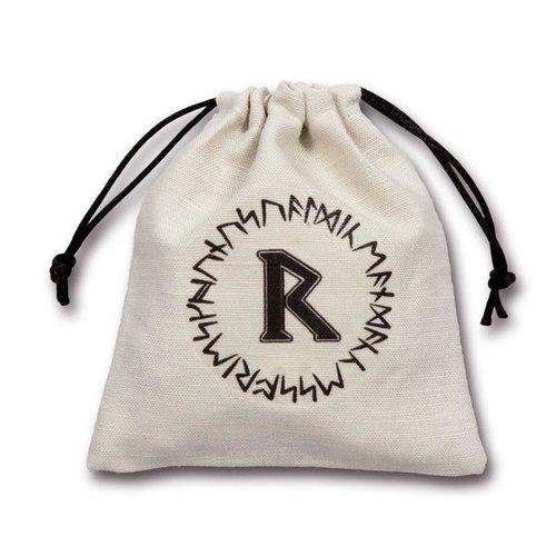 Q-Workshop DICE BAG: RUNIC