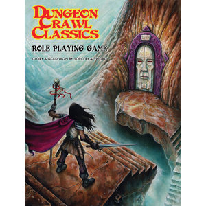 Goodman Games DUNGEON CRAWL CLASSICS:  CORE RULEBOOK