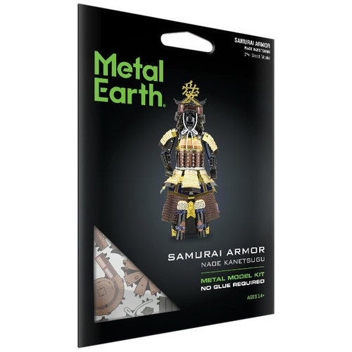 Metal Earth 3D METAL EARTH SAMURAI ARMOR NAOE KANETSUGU