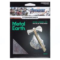 3D METAL EARTH MARVEL STORMBREAKER