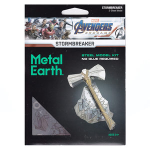 Metal Earth 3D METAL EARTH MARVEL STORMBREAKER