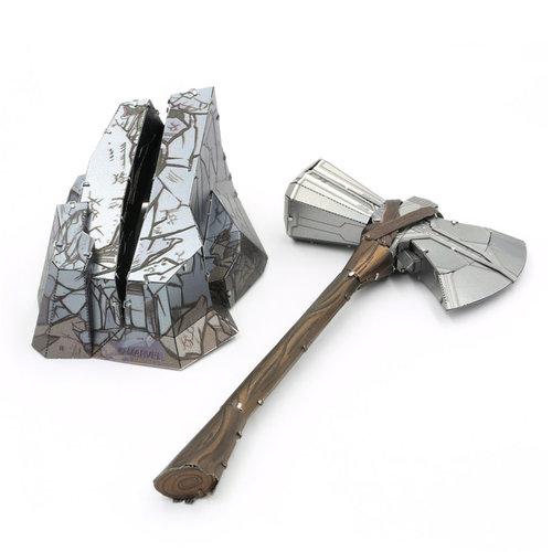 Metal Earth 3D METAL EARTH MARVEL STORMBREAKER